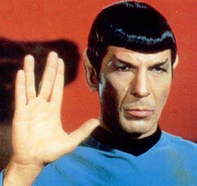 RIP Leonard Nimoy, AKA Mr Spock