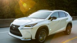 GearDiary 2015 Lexus NX 200t F Sport: Driving in Sensurround