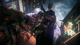 GearDiary Batman: Arkham Knight Delayed, but Trailer Is Satisfying