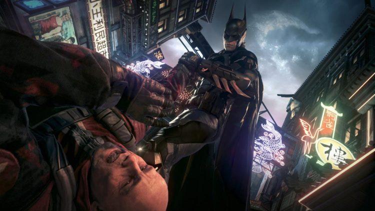 GearDiary Batman: Arkham Knight Delayed, but Trailer Is Satisfying