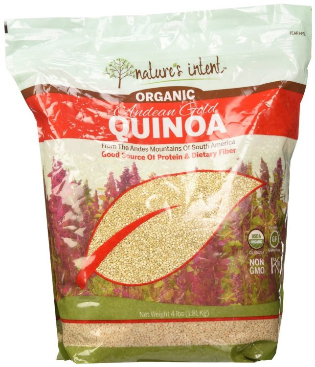 Who Is Nature's Intent, LLC, Or, the Saga of the Mystery Quinoa