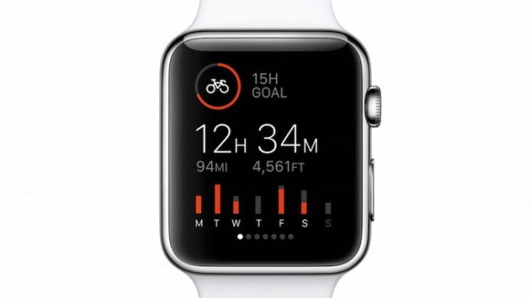 Nike+ for Apple Watch