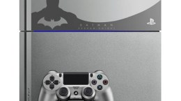 GearDiary Holy Silver Batman! Special 'Arkham Knight' PlayStaton 4 Bundles Announced