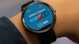 Domino's Latest Innovation: Ordering on Pebble & Android Wear Smartwatches