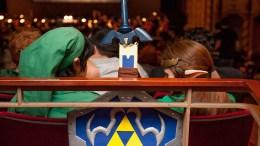 'The Legend of Zelda Symphony of the Goddesses' Concert Tour Dates Expand