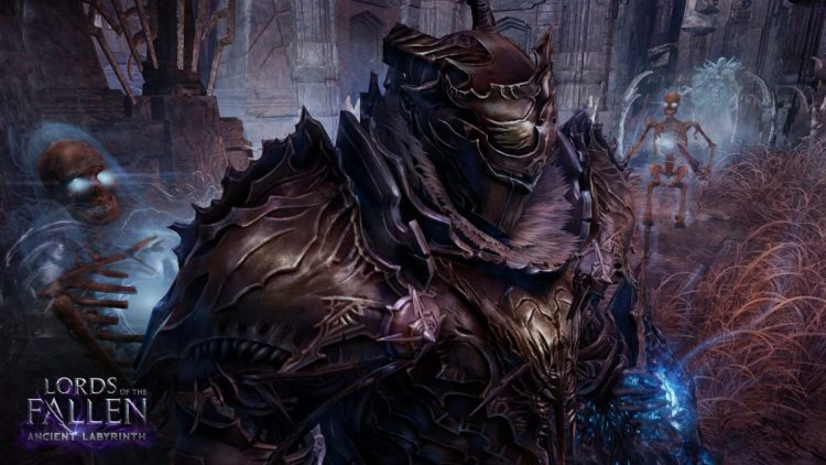 GearDiary Lords of the Fallen: Ancient Labyrinth DLC Available for PC, PS4, Xbox One
