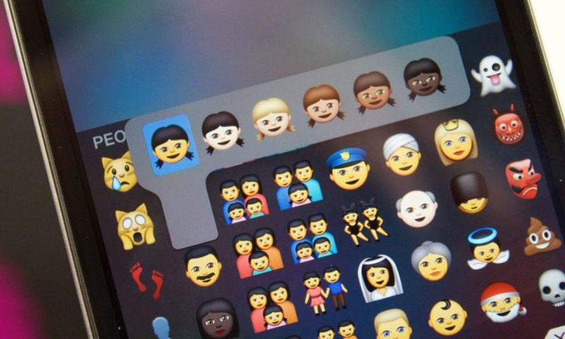New Emoji's in 8.3