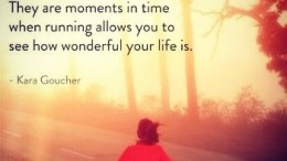 Why (Running) Milestones Matter: The Monday Mile