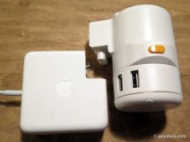 The Oneadaptr Twist Plus World Travel Adapter Is the Perfect Power Source
