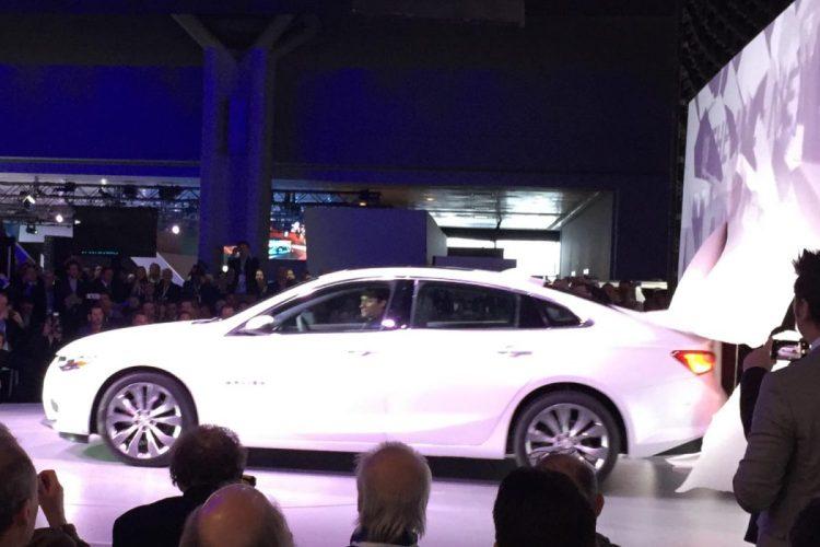 2016 Chevrolet Malibu and Malibu Hybrid 'In It to Win It'