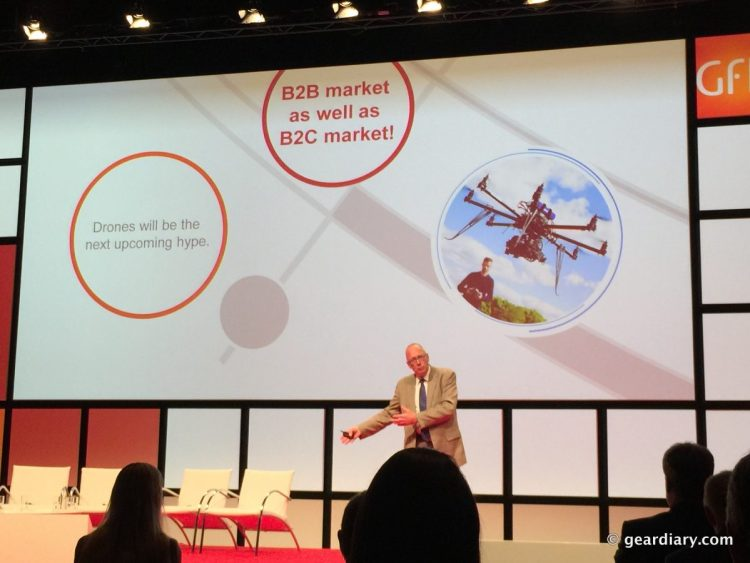 At #IFA15GPC, Consumer Electronics and Home Appliance Trends Were Explored.11