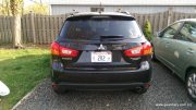 Mitsubishi Outlander Sport-Fun to Drive, But a Fail as a Family Hauler