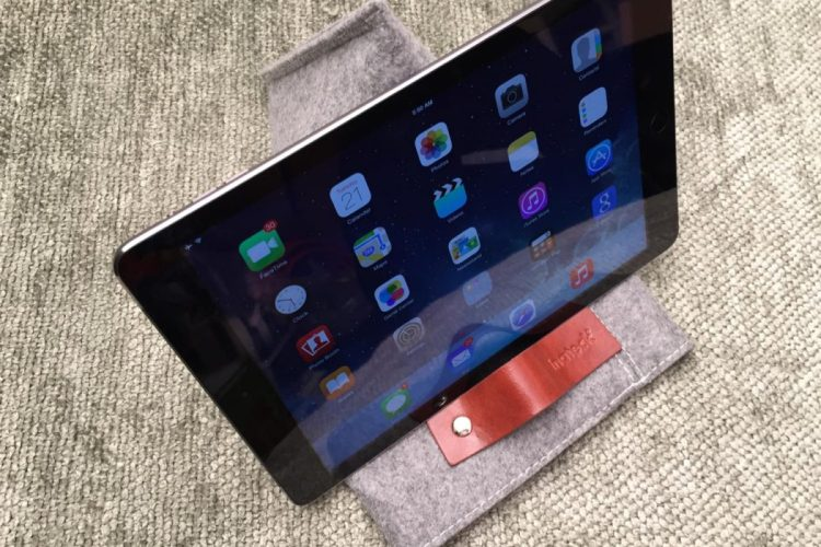 Inateck Protection for iPad Air Has 'Something Up Its Sleeve'