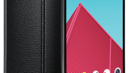 The LG G4 Is Leather-Bound, and It Might Just Smell Like Rich Mahogany