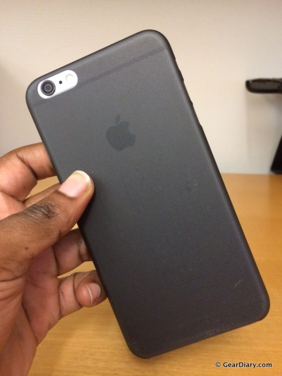 Totallee's Scarf Case for iPhone 6 Plus is BARELY There
