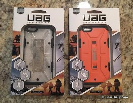 The UAG Case for the iPhone 6 and 6 Plus Offers Great Protection