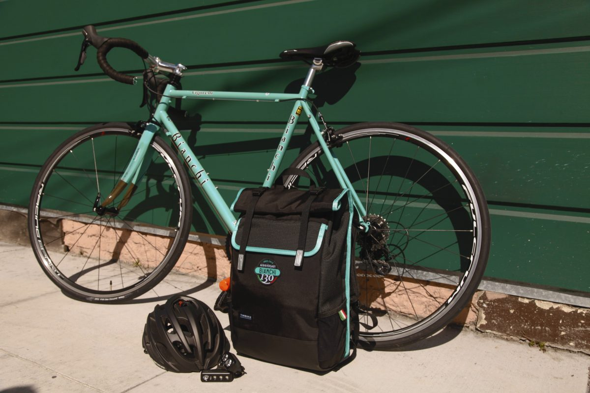 Timbuk2 Teams Up With Bianchi For Limited Edition Pack Announces