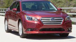 2015 Subaru Legacy Midsize Sedan Perfect for All Four Seasons