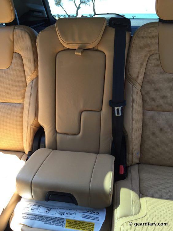 2016 Volvo XC90 T6 Test Drive.26