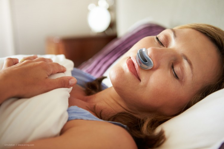 Relief for CPAP Users With the Airing