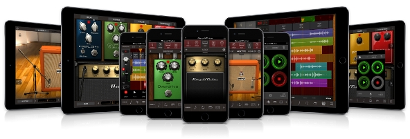 AmpliTube 4 Launches on iOS with Major New Features!