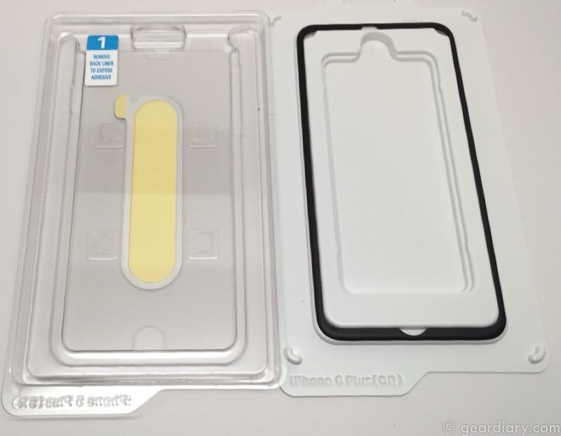 Bodyguardz ScreenGuardz Pure with the Crown for iPhone 6 Plus Review