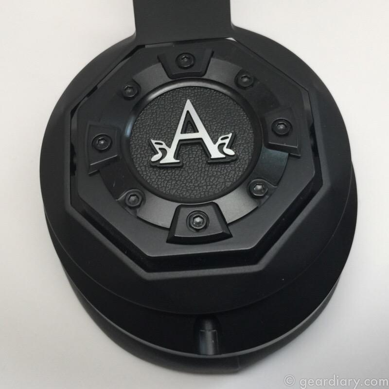 A-Audio Icon Wireless Over-Ear (ANC) Headphones