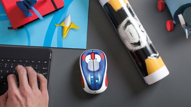 GearDiary Logitech's 2015 Play Collection Mice Are Better Than Your Standard Keyboard Mouse