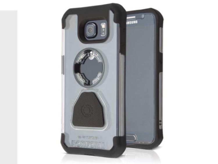 Rokform Crystal v3 case for S6/Image courtesy Rokform