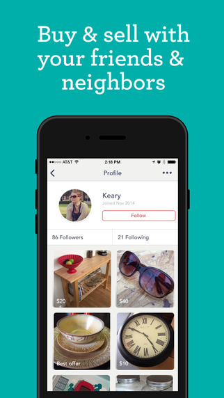GearDiary Close5 Location-Based App Makes Selling Items Safer and More Local