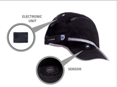 LifeBEAM Smart Hat-Measure Your Heart Rate In Style!