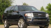 2015 Ford Expedition EL is the Upscale Family Truckster