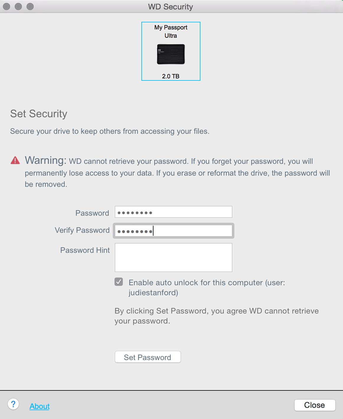 G Tech G Drive Mobile USB vs WD My Passport For Mac ...