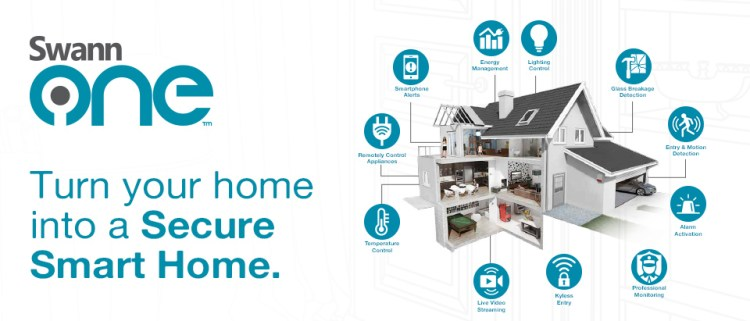 Your Smart Home Could Be a Bit Smarter with SwannOne
