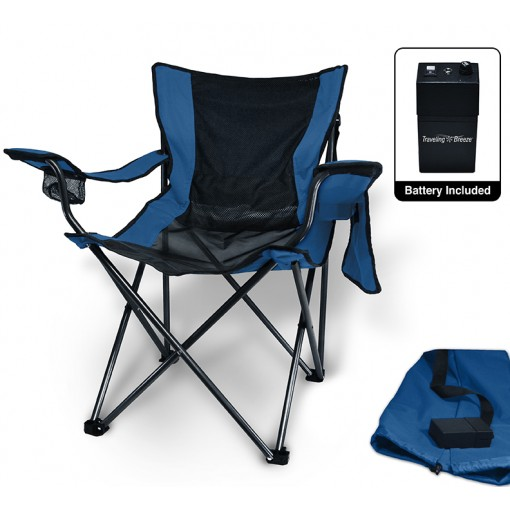 cooled office chair. GearDiary Traveling Breeze Fan-Cooled Camping Chair Is The Future In Outdoor Relaxation Cooled Office T
