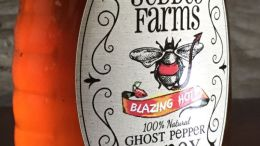 Geddes Farms Ghost Pepper Honey Is Sweet Meets Heat