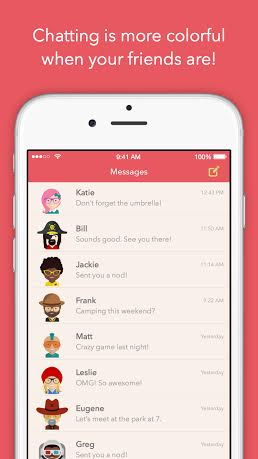 Nod Makes Messaging Your Friends More Personal Again
