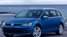 2015 Volkswagen Golf SportWagen: the German-tuned Wagon