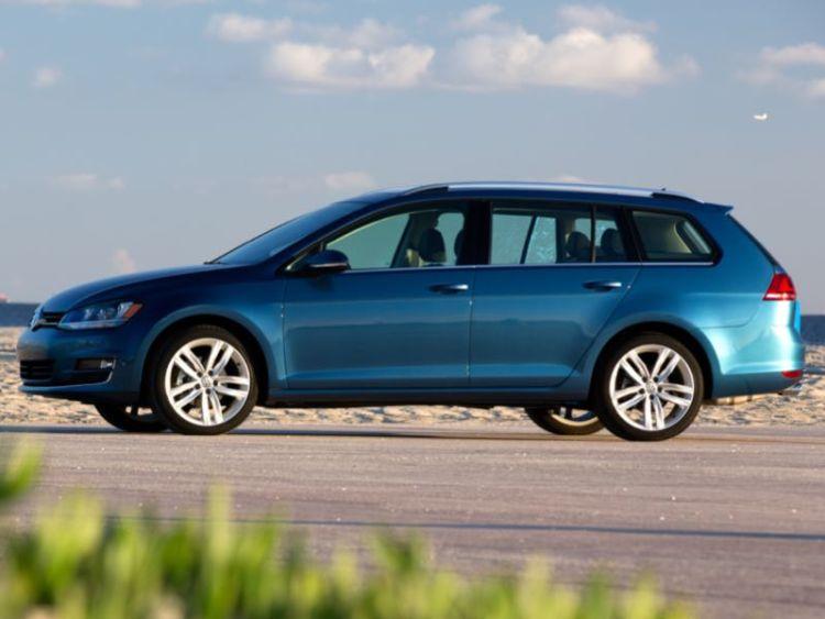 2015 Volkswagen Golf SportWagen: the German-tuned Wagon