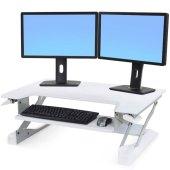 I Love My New Ergotron WorkFit-T Sit-Stand Desktop Workstation