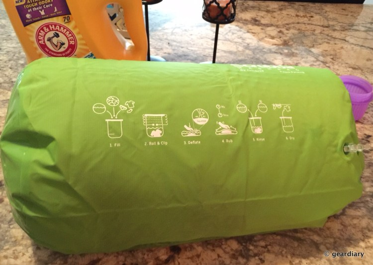 The Scrubba Washbag Will Make Your Clothes Smell Clean, but ARE They?