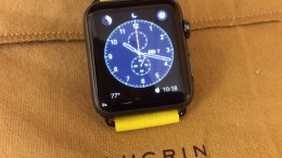 Lucrin's Apple Watch Bands Let Your Wrist Make the Statement, for a Price