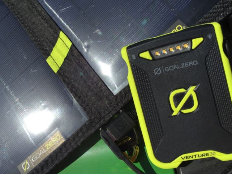 GoalZero Venture 30 and Nomad 7 Take You and Your Devices Off the Grid