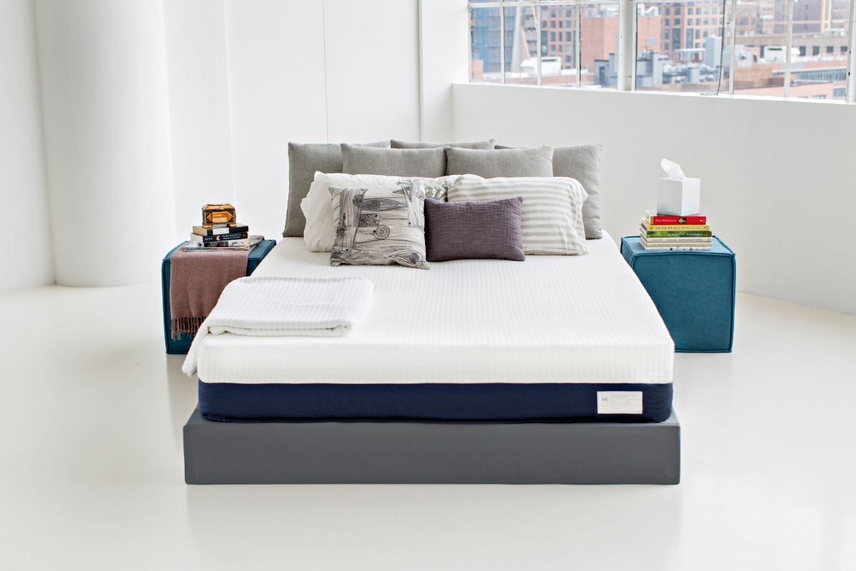 Awesome My First Week with the New Helix Sleep Mattress