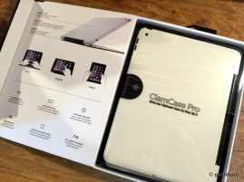 GearDiary The Incipio ClamCase Pro for iPad Air 2: Makes Your iPad the Best Laptop It Can Be