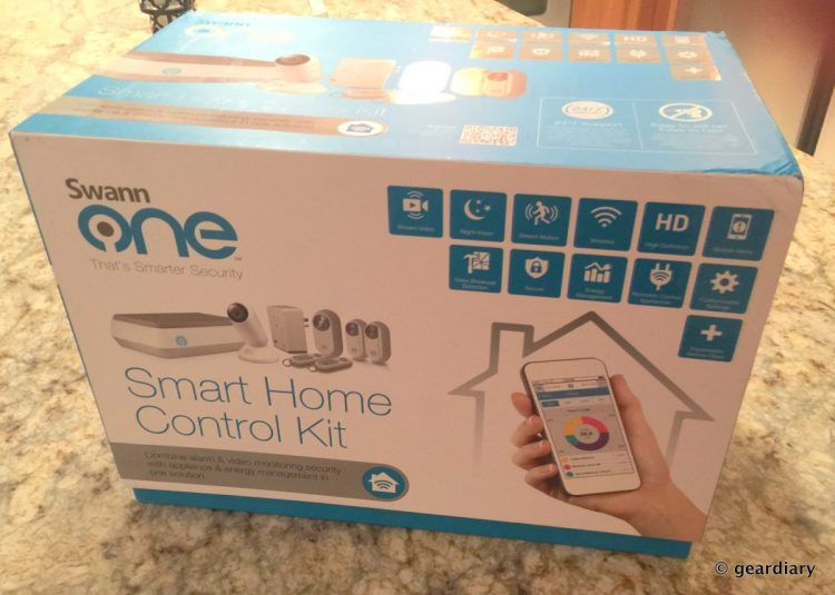 SwannOne's Smart Home Control Kit is A Way To Keep Tabs On Your Home From Afar