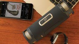 SCOSCHE boomBOTTLE+: Rugged, Waterproof, and Wireless Sound