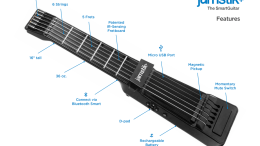 Jamstik+ The Smart Guitar Review
