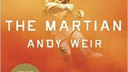 Gear Diary Book Club's Next Book is...The Martian!