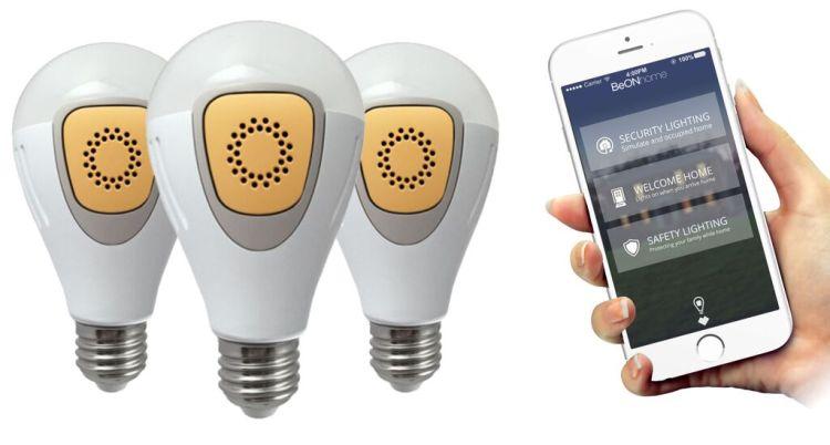 BeON Home Security Bulbs 3